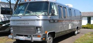 Airstream Bus — автобус Эйрстрим