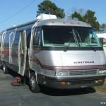 Airstream Bus — автобус Эйрстрим